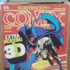 Comics : COMIX INTERNACIONAL - Nº 44 - ED. TOUTAIN. Lote 209993898