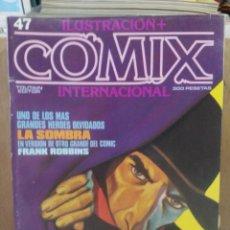 Comics : COMIX INTERNACIONAL - Nº 47 - ED. TOUTAIN. Lote 209994058