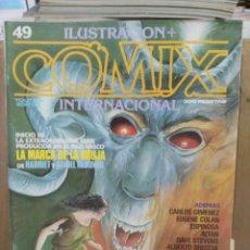 Comics : COMIX INTERNACIONAL - Nº 49 - ED. TOUTAIN. Lote 209994146