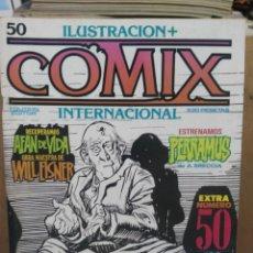 Comics : COMIX INTERNACIONAL - Nº 50 - ED. TOUTAIN. Lote 209996407