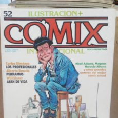 Comics : COMIX INTERNACIONAL - Nº 52 - ED. TOUTAIN. Lote 209996500