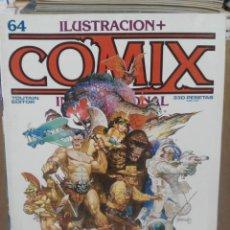 Fumetti: COMIX INTERNACIONAL - Nº 64 - ED. TOUTAIN. Lote 209996980