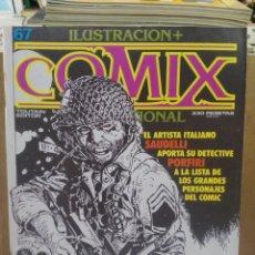Fumetti: COMIX INTERNACIONAL - Nº 67 - ED. TOUTAIN. Lote 209997055