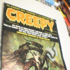Cómics: CREEPY Nº 15 1979 (ESTADO NORMAL, LEER). Lote 209998478