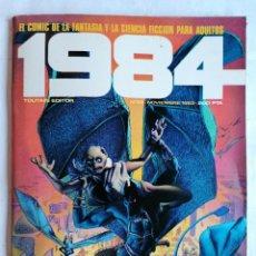 Cómics: 1984, Nº 58, NOVIEMBRE 1983, EL COMIC DE LA CIENCIA FICCION PARA ADULTOS. Lote 210049053