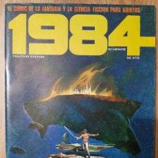 Cómics: REVISTA COMICS 1984 NUM. 20 (TOUTAIN / 1ª EDICION) ***ESTADO PERFECTO***. Lote 210049096