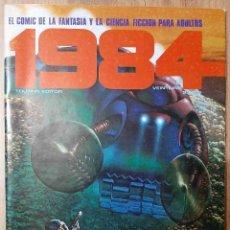 Cómics: REVISTA COMICS 1984 NUM. 21 (TOUTAIN / 1ª EDICION) ***ESTADO PERFECTO***. Lote 210049260
