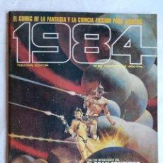 Cómics: 1984, Nº 62, MARZO 1984, EL COMIC DE LA CIENCIA FICCION PARA ADULTOS. Lote 210049515