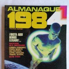 Cómics: ALMANAQUE 1984, EL COMIC DE LA FANTASIA Y LA CIENCIA FICCION PARA ADULTOS. Lote 210051333