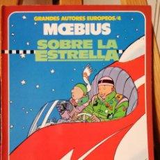 Cómics: MOEBIUS - SOBRE LA ESTRELLA. Lote 210087416