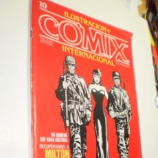 Cómics: COMIX INTERNACIONAL Nº 10 TOUTAIN 1980 (BUEN ESTADO). Lote 210161978