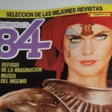 Cómics: ZONA 84-SELECCION DE LAS MEJORES REVISTAS. Lote 210179762