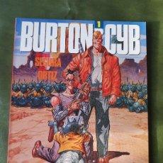 Cómics: BURTON & CYB VOLUMEN 1. Lote 210309037