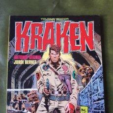 Cómics: KRAKEN - TOUTAIN EDITOR. Lote 210309197
