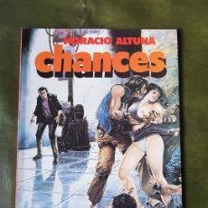 Cómics: CHANCES. Lote 210309755