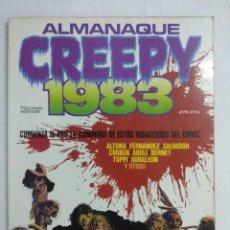 Cómics: CREEPY ALMANAQUE 1983/TOUTAIN EDITOR.. Lote 210379881