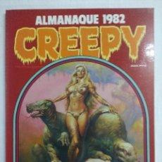 Cómics: CREEPY ALMANAQUE 1982/TOUTAIN EDITOR.. Lote 210379965