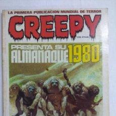 Cómics: CREEPY ALMANAQUE 1980/TOUTAIN EDITOR.. Lote 210380165