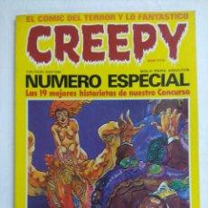 Cómics: CREEPY NUMERO ESPECIAL/TOUTAIN EDITOR.. Lote 210380251