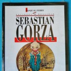 Cómics: SEBASTIAN GORZA (PASQUAL FERRY) NOCIONES DE REALIDAD ''PRECINTADO''. Lote 210414915