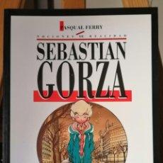 Cómics: NOCIONES DE REALIDAD - SEBASTIÁN GORZA - PASQUAL FERRY.. Lote 210443670