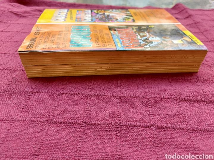 Cómics: ANDRAX COLECCIÓN COMPLETA DE COMIC EN DOS RETAPADOS 1AL 6 - 7 AL12-JORDI BERNET - Foto 8 - 210482791