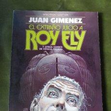 Cómics: EL EXTRAÑO JUICIO A ROY FLY. Lote 210561322