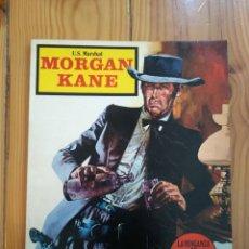 Cómics: U.S.MARSHAL MORGAN KANE: LA VENGANZA DE BILLY GOULDEN - EL GRINGO - 1974. Lote 210623855