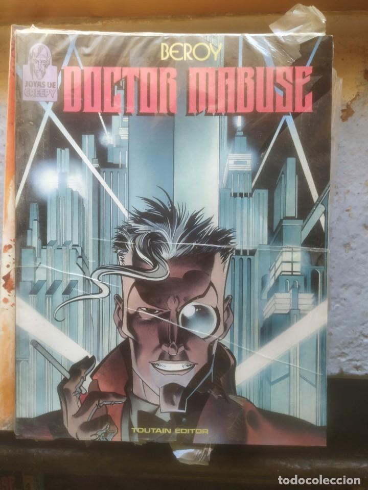 DOCTOR MABUSE BEROY JOYAS DE CREEPY TOUTAIN EDITOR (Tebeos y Comics - Toutain - Creepy)