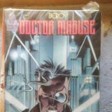 Cómics: DOCTOR MABUSE BEROY JOYAS DE CREEPY TOUTAIN EDITOR. Lote 210812776