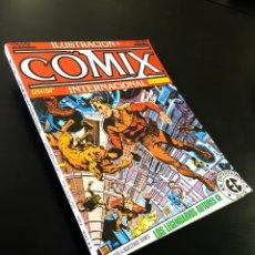 Cómics: EXCELENTE ESTADO COMIX 13 EXTRA RETAPADO 42 AL 44 TOUTAIN. Lote 210815260