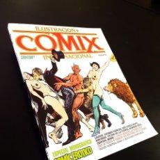 Cómics: EXCELENTE ESTADO COMIX 18 EXTRA RETAPADO 57 AL 59 TOUTAIN. Lote 210815355