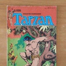 Cómics: EL NUEVO TARZAN. EDGAR RICE BURROUGHS. Nº 3. TOUTAIN EDITOR.. Lote 211462927
