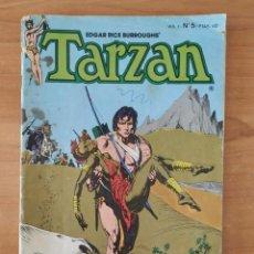 Cómics: EL NUEVO TARZAN. EDGAR RICE BURROUGHS. Nº 5. TOUTAIN EDITOR.. Lote 211462945