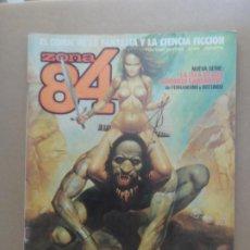 Comics : ZONA 84 Nº 60 EDITORIAL TOUTAIN. Lote 211477229