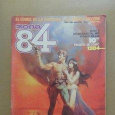 Cómics: ZONA 84 Nº 56 EDITORIAL TOUTAIN. Lote 211477401