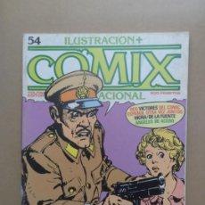 Cómics: ILUSTRACION + COMIX INTERNACIONAL Nº 54 EDITORIAL TOUTAIN. Lote 211482879