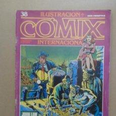 Cómics: ILUSTRACION + COMIX INTERNACIONAL Nº 38 EDITORIAL TOUTAIN. Lote 211482904