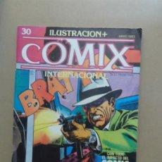 Cómics: ILUSTRACION + COMIX INTERNACIONAL Nº 30 EDITORIAL TOUTAIN. Lote 211483019
