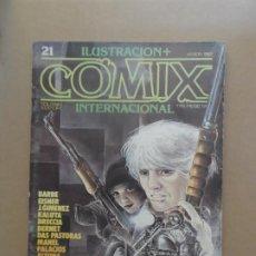 Cómics: ILUSTRACION + COMIX INTERNACIONAL Nº 21 EDITORIAL TOUTAIN. Lote 211483067