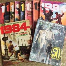 Cómics: ¡REMATE!! - 9 EJEMPLARES 1984 (5,13,15,16,24,30,36,50,58) - TOUTAIN - GCH1. Lote 211651861