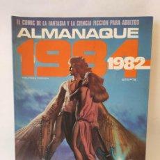Cómics: COMIC ALMANAQUE 1984 98 PAGINAS 1982. Lote 211701791