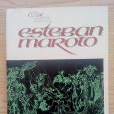 Cómics: CUANDO EL COMIC ES ARTE - ESTEBAN MAROTO - 1981 - TOUTAIN. Lote 211795358