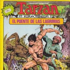 Cómics: COMIC TARZAN ALBUM ESPECIAL EL PUENTE DE LAS LAGRIMAS TOUTAIN. Lote 211858838