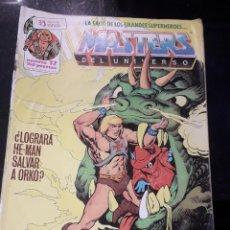 Cómics: COMIC ZINCO MASTERS DEL UNIVERSO 17. Lote 211859366