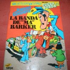 """Cómics: JOHNNY GOODBYE EN LA BANDA DE """"MA"""" BAKER - LODEWIJK/ATTANASIO - SARPE - 1984. Lote 212219967"""
