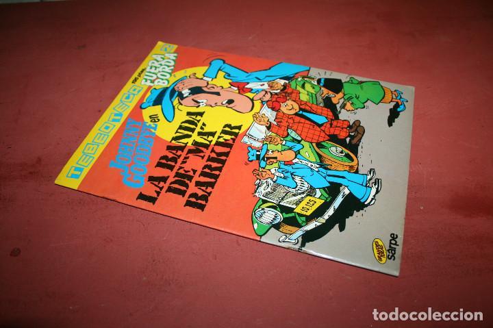 "Cómics: JOHNNY GOODBYE EN LA BANDA DE ""MA"" BAKER - LODEWIJK/ATTANASIO - SARPE - 1984 - Foto 2 - 212219967"
