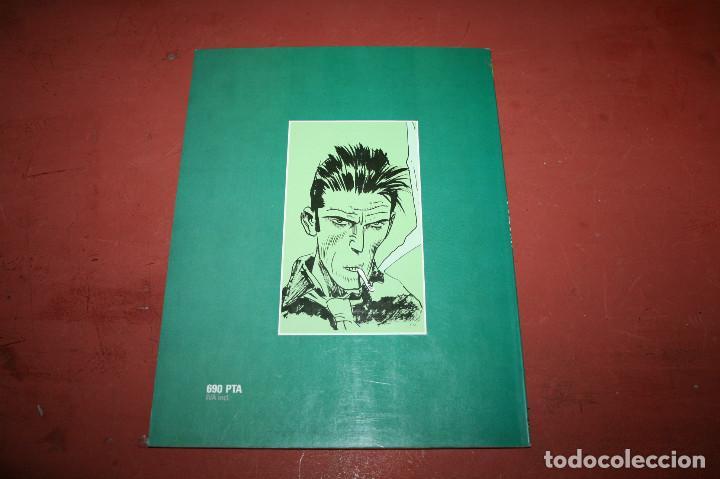 Cómics: TORPEDO 1936 - ABULI/BERNET - TOMO 4 - TOUTAIN 1986 - Foto 4 - 212222566