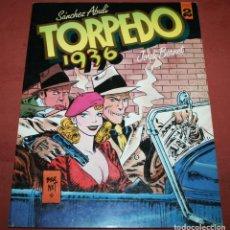 Cómics: TORPEDO 1936 - ABULI/BERNET - TOMO 2 - TOUTAIN - 1984. Lote 212222761