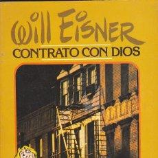 Cómics: WILL EISNER. CONTRATO CON DIOS. TOUTAIN 1979. Lote 212382151